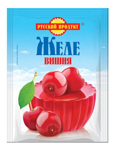 """ЖЕЛЕ """"ВКУС ВИШНИ"""""""