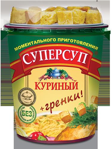 """СУПЕРСУП """"КУРИНЫЙ"""""""