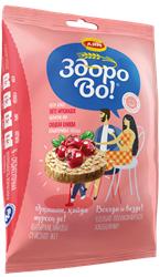 Пшенично-рисовые «Сладкая клюква»/20 гр.