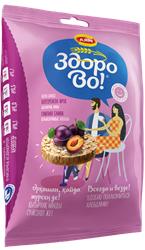 Пшенично-рисовые «Сушеная слива» Пшенично-рисовые «Сушеная слива»/20 гр.