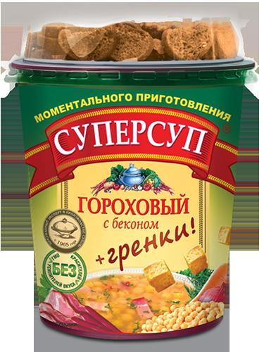 """СУПЕРСУП """"ГОРОХОВЫЙ"""""""