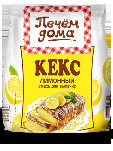 """КЕКС """"ЛИМОННЫЙ"""""""