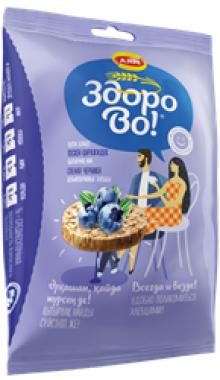 Пшенично-рисовые «Спелая черника»/20 гр.