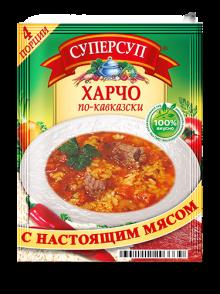 Суп Русский продукт Харчо по-кавказски