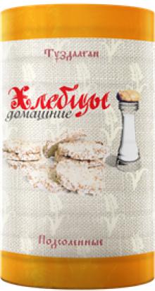 Хлебцы домашние, подсоленные