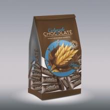 Конфеты Батончик мультизлаковый COBARDE EL CHOCOLATE темн. глазурь/ 150 гр.